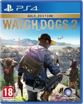 Watch Dogs 2 (Gold Edition) PS4