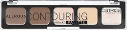 Catrice Cosmetics Allround Contouring Palette 6gr