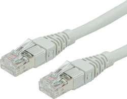 Sharkoon S/FTP Cat.5e Cable 5m Λευκό