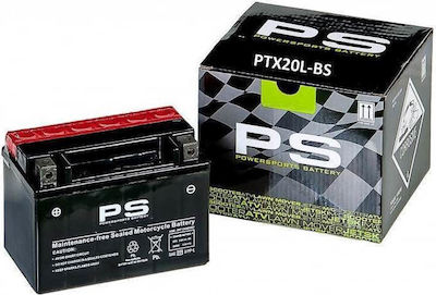 PS 18Ah (PTX20L-BS/YTX20L-BS)