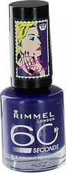 Rimmel 60 Seconds 613 Midnight Rendezvous