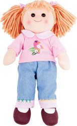 Big Jigs Molly 38cm Doll