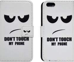 Ancus Book Art Collection Don't Touch My Phone (iPhone SE/5/5S)