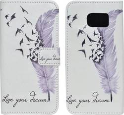 Ancus Book Art Collection Live Your Dream (Galaxy S6)