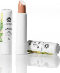 Garden of Panthenols Lip Balm Coconut SPF15