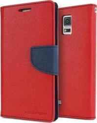 Mercury Fancy Diary Red/Navy (Galaxy S5 Mini)