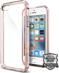 Spigen Ultra Hybrid Rose Crystal (iPhone 5/5s/SE)