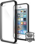Spigen Ultra Hybrid Clear Black (iPhone 5/5s/SE)