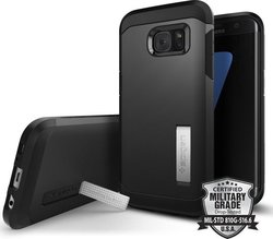 Spigen Tough Armor Black (Galaxy S7 Edge)