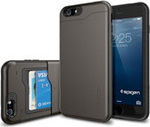 Spigen Slim Armor CS Gunmetal (iPhone 6/6s Plus)