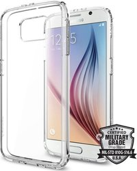 Spigen Ultra Hybrid Crystal Clear (Galaxy S6)
