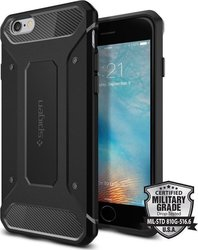 Spigen Rugged Armor Black (iPhone 6/6s)