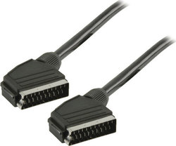 Valueline Cable Scart male - Scart male 1.5m (VLVT31000B1.50)