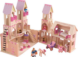 Kid Kraft Princess Castle with Furniture