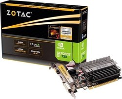 Zotac GeForce GT730 4GB Zone Edition