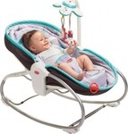 Tiny Love 3-in-1 Rocker Napper Grey-Turquoise