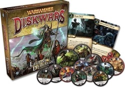 Fantasy Flight Warhammer Diskwars: Legions of Darkness (Exp.)