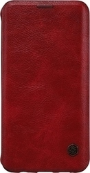 Nillkin Qin Leather Book Red (Galaxy S6 Edge Plus)