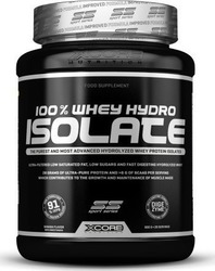 XCore 100% Whey Hydro Isolate SS 900gr Μπισκότο & Κρέμα