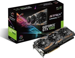 Asus GeForce GTX1060 6GB (90YV09Q1-M0NA00)