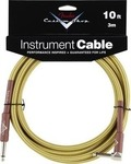 Fender Custom Shop Cable 6.3mm male - 6.3mm male 3m (099-0820-029)