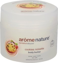Azade Arome Nature Body Butter Noissette 200ml