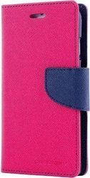 Mercury Fancy Diary Hot Pink/navy (iPhone 6/6s)