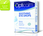 Omega Pharma Οpticalm Soothing Eye Drops 10 x 0.5ml