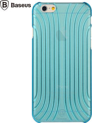 Baseus Shell Pattern Case for Μπλέ (iPhone 6/6s)