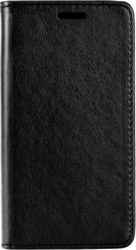 iSelf Leather Stand Book Black Magnetic Closure (iPhone 6/6s Plus)