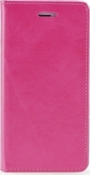 iSelf Leather Stand Book Iphone 5 5s 5se Pink Magnetic Closure