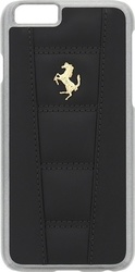Ferrari Hard Case for Black - Gold (iPhone 6/6s)