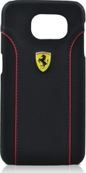 Ferrari Fiorano Hard Case for Samsung Black (Galaxy S6)