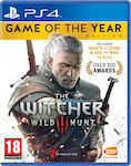 The Witcher 3 Wild Hunt (Game of the Year Edition) PS4