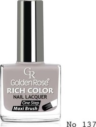 Golden Rose Rich Color Nail Lacquer 137