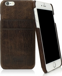 CASEual Leather Back Vintage Mamut (iPhone 6/6s)