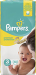 Pampers New Baby Νο 3 (5-9kg) 50τμχ