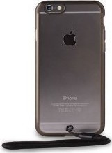 Puro Clear Cover Easy Photo Black (iPhone 6/6s)