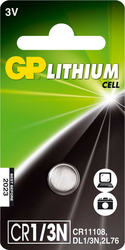 GP Batteries Lithium Cell CR1/3N (1τμχ)