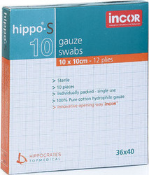 Hippocrates Topmedical Hippo 36x40 10τμχ