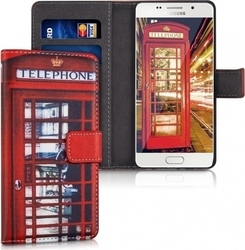 KW Synthetic Leather Case London Telephone (Galaxy A5 2016)