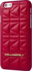 Karl Lagerfeld Quilted Red (iPhone 6/6s Plus)