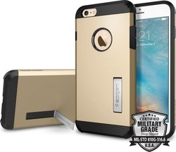 Spigen Tough Armor Champagne Gold (iPhone 6/6s Plus)