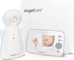 AngelCare Video, Movement and Sound Monitor AC 1300