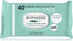 Byphasse Make-up Remover Wipes Aloe Vera Sensitive Skin 40τμχ