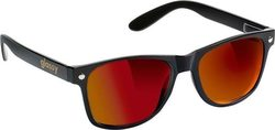 Glassy Sunhaters Leonard Black/Red Mirror
