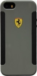 Ferrari Anti-Shock Γκρί (iPhone 5/5s/SE)