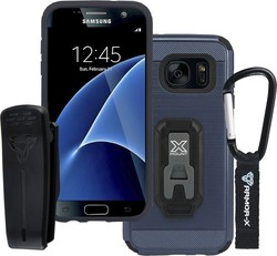 Armor-X Rugged Μπλε (Galaxy S7 Edge)