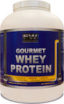 Fitway Gourmet Whey Protein 2270gr Σοκολάτα Καραμέλα