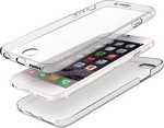 OEM Front/Back Transparent (iPhone 6/6s)